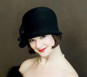 Christine Rosholt at the Dakota Jazz Club