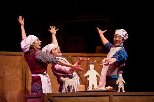Mr. McGee & The Biting Flea at The Children's Theatre Company