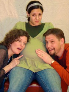 Expecting Isabel at Lowry Lab Theatre