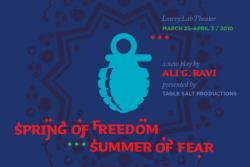 Spring of Freedom, Summer of Fear at Lowry Lab Theatre