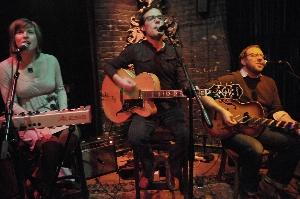 Adam Svec CD Release Party with Caroline Smith & No Bird Sing
