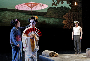 M. Butterfly at The Guthrie Theater