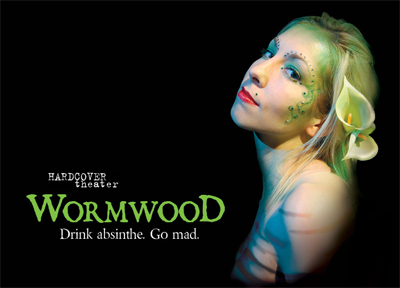 Wormwood, a Hardcover Theater production at Bryant Lake Bowl