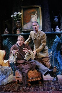 The Mystery Of Irma Vep at The Jungle Theater