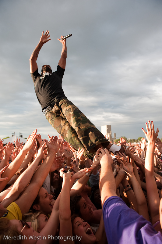 Photo set: Soundset 2010