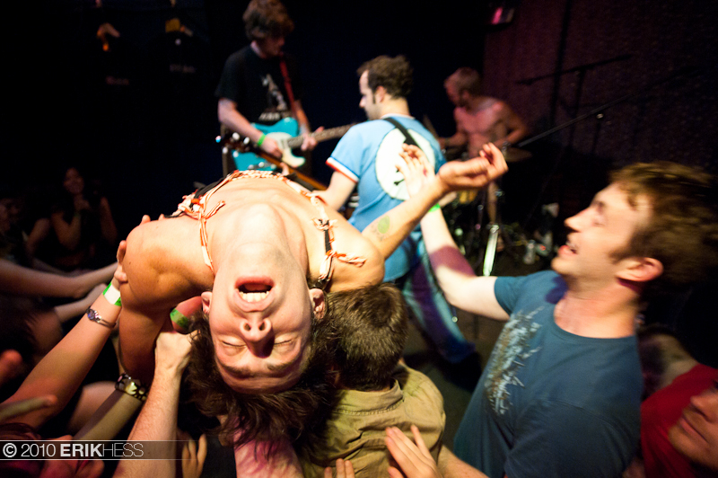 Photo set: The Goondas CD Release at the 331 Club