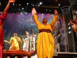 The Gospel At Colonus At The Ordway
