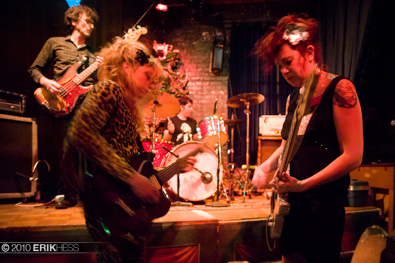 Photoset: Me and My Arrow (CD Release) and Pink Mink at the Kitty Cat Klub