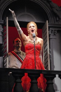 Evita, a Theater Latte Da production at the Ordway McKnight Theater