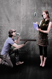"""""""String"""" at Yellow Tree Theatre"""