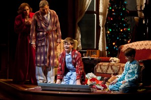 """A Christmas Story"" at The Children's Theatre Company"