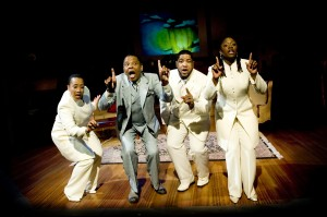 """Black Nativity: Now's the Time"" at Penumbra Theatre"