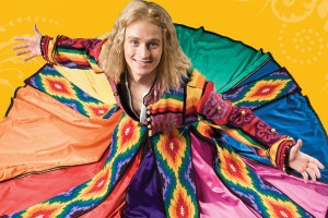 Joseph And The Amazing Technicolor Dreamcoat at The Ordway
