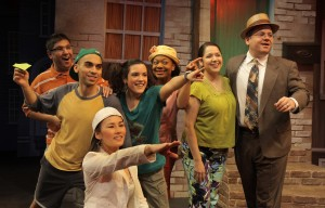 Barrio Grrrl! at The Children's Theatre Company