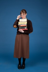 Sexy Librarian: File Under Rock Musical by Joking Envelope at the Minneapolis Theatre Garage
