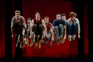 """West Side Story"" at the Orpheum Theatre"