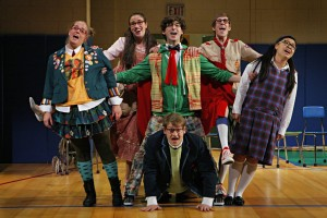 The 25th Annual Putnam County Spelling Bee by Theatre Latte Da performing at the Ordway