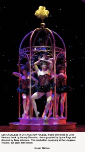 """La Cage Aux Folles"" at the State Theatre"