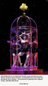 """La Cage Aux Folles"" at the State Theatre"