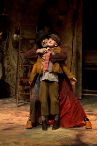 """Oliver Twist"" at Park Square Theatre"
