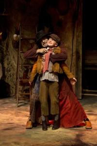"""Oliver Twist"" at Park Square Theatre"