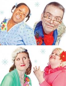 Joy, a Holiday Cabaret, an Interact Theater