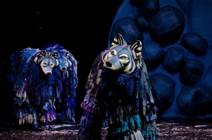 Winter Dreams at In The Heart Of The Beast Puppet And Mask Theatre