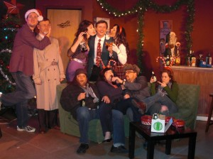 Bob's Holiday Office Party at Camp Bar and Cabaret