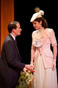 """""""An Ideal Husband,"""" produced by Walking Shadow Theatre Company at Red Eye Theater"""