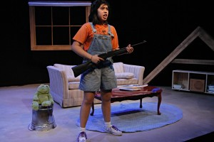 Edith Can Shoot Things And Hit Them by Mu Performing Arts, at Mixed Blood Theatre