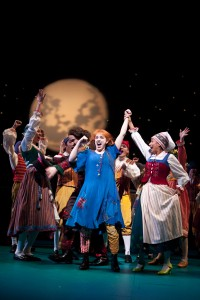 Pippi Longstocking at Children's Theatre Company