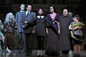 The Addams Family at the Ordway