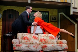 Noises Off at the Jungle Theater
