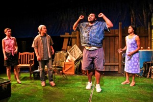 The Way Of Water by Frank Theatre performing at the Playwrights Center