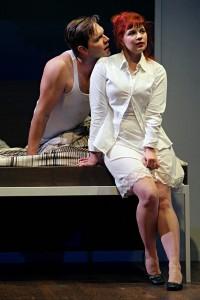 Company by Theatre Latté Da performing in the Ordway McKnight Theatre
