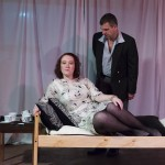 """""""Old Times"""" by Nightpath Theatre at The Loring Alley Theater"""