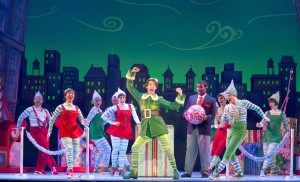 Elf at the Ordway