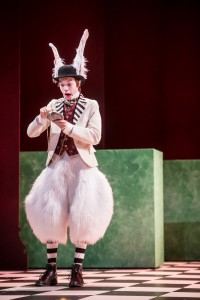 Alice in Wonderland at the Children's Theatre Company