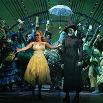 Wicked touring photo