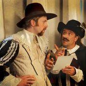 Cyrano at Park Square Theatre