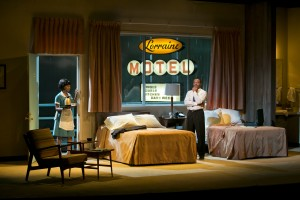 The Mountaintop by Penumbra Theatre performing at the Guthrie
