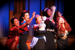 Disenchanted produced by Casting Spells Productions at the Illusion Theater
