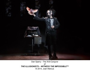 The Illusionists at the Ordway
