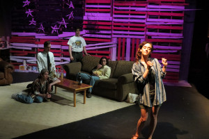 The Reagan Years, The Workhaus Collective performing at The Playwrights Center