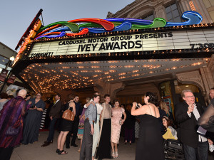 The Ivey Awards. Photo by Pamela Dietrich.