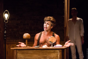 William Hodgson in An Octoroon. Photo by Rich Ryan.