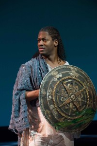 Wayne T. Carr as Pericles. Photo: Jenny Graham.