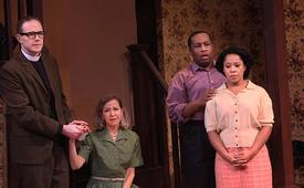 Clybourne Park at Yellow Tree Theatre