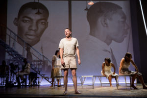 David Darrow and Ensemble in The Parchman Hour. Photo by Dan Norman.